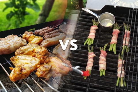 Florida Grilling Debate - Charcoal or Propane
