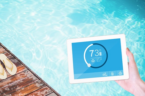Smart Pool Monitors and The Future of Pool Care