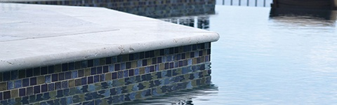 Waterline Tiles by Artistry in Mosaics