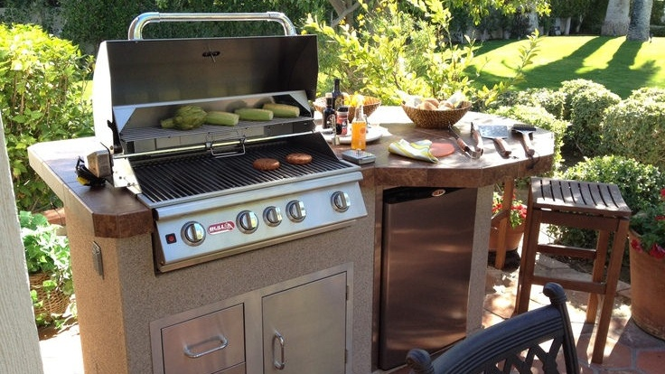 Summer Kitchens by Bull BBQ